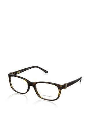 60% OFF Salvatore Ferragamo Women's FS2604 Eyeglasses, Tortoise