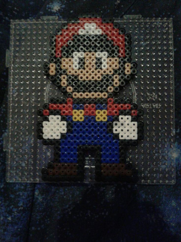 hama , Mario