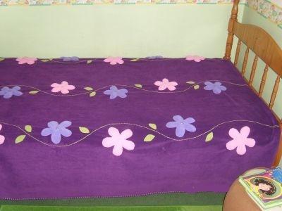 'çiçek' yatak örtüsü