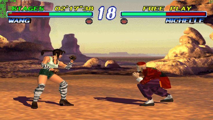 Free download Tekken 2 Game Free  Tekken 2 is a fighting game, the second installment in the Tekken series.  #tekken2platforms, #tekken2arcade, #tekken2gamefreedownload, #tekken2online, #tekken2ps1,