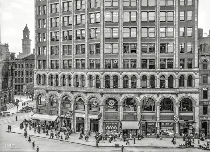 Majestic, Detroit  1909