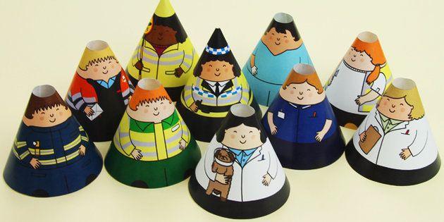 People Who Help Us Cone People - cone, people who help us, help