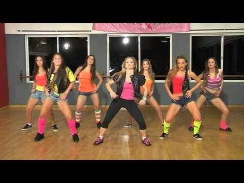 Coreografía de Party Rock - LMFAO (Paso a Paso) / TKM - YouTube