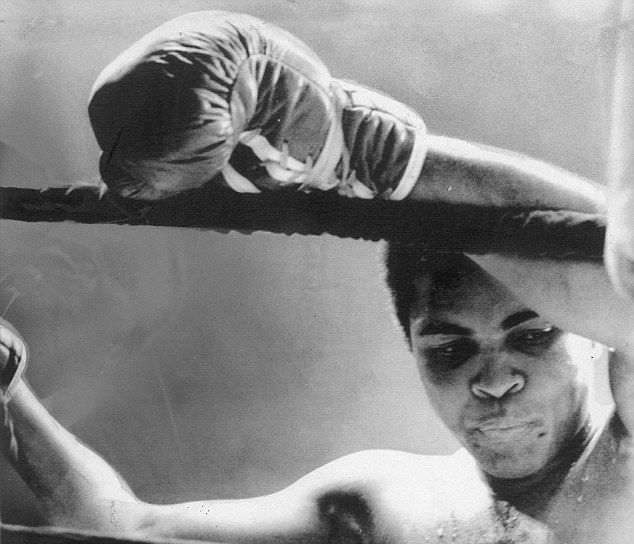 """""""If you even dream of beating me you'd better wake up and apologize."""" • Muhammad Ali"""