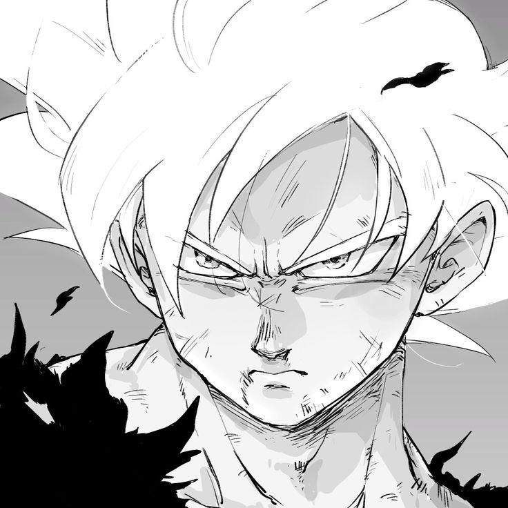 Goku Super Saiyan Silver