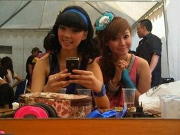 selca @Opie_SG @Kinangg_SG