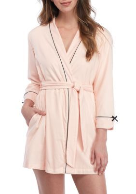 kate spade new york Pearl Lawn and Terry Robe - 5041357