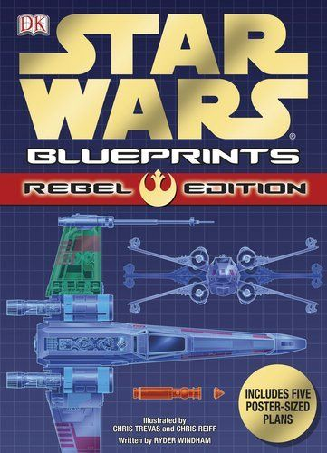 35 best construction math and blueprint reading images on pinterest star wars blueprints rebel edition by dk publishing 1599 32 pages reading malvernweather Image collections