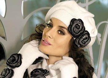 Стильные и модные женские головные уборы