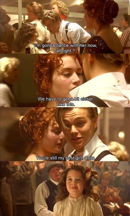 Titanic So cute !! ♥