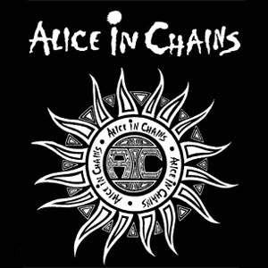 Alice in Chains band logo