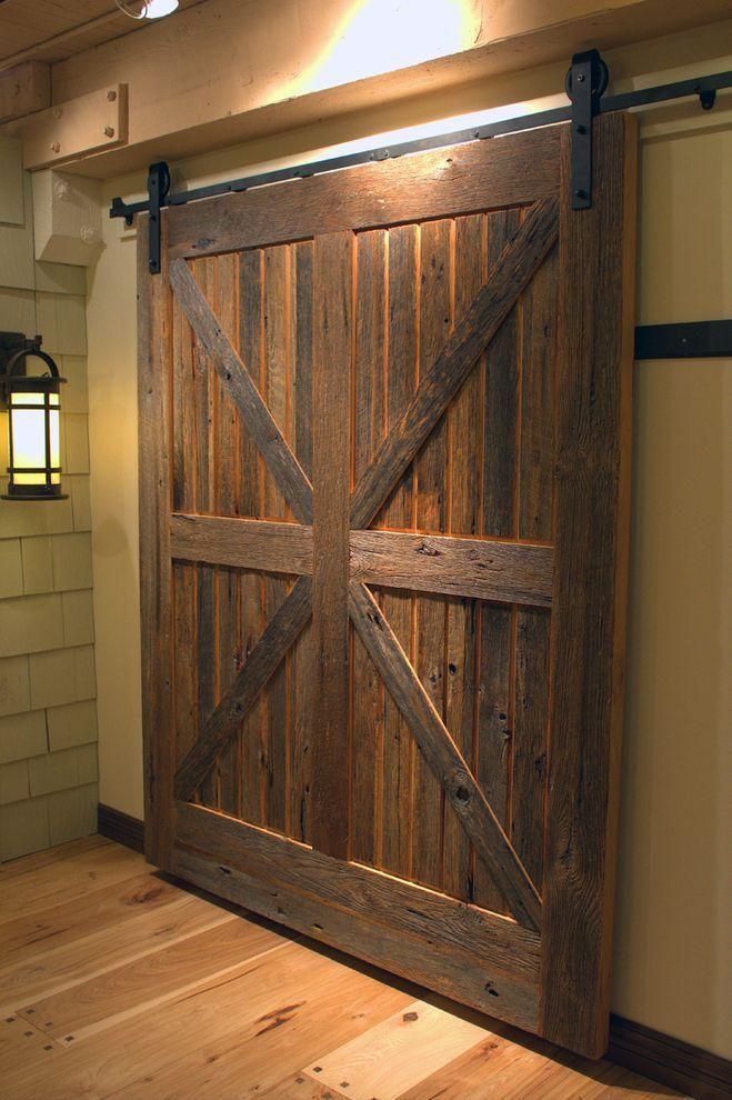 57 best BARN DOORS images on Pinterest   Sliding doors ...