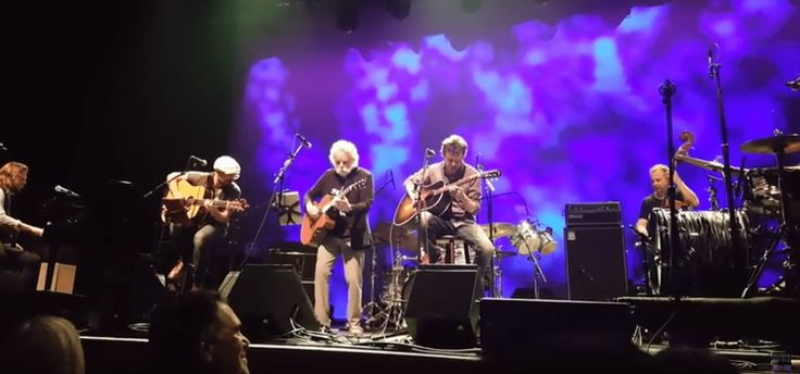 Joe Russo's Almost Dead with Bob Weir was a masterpiece!