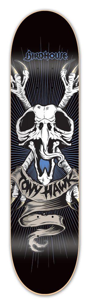 Birdhouse deck Tony Hawk!