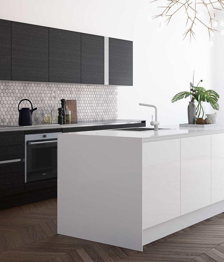 VH-7 Concept - stilrent køkken fra HTH