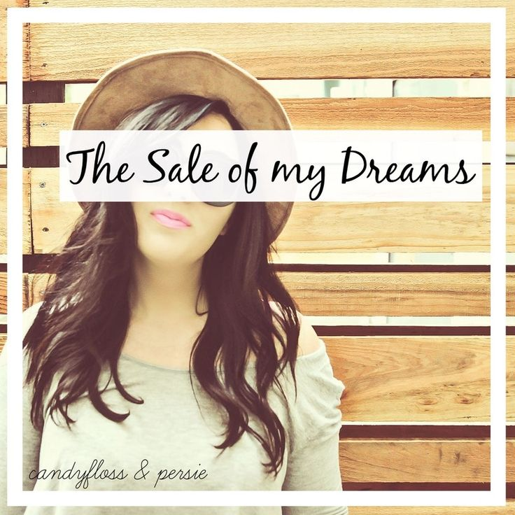 The Sale of my Dreams | Cow Hollow, SF | Candyfloss & Persie