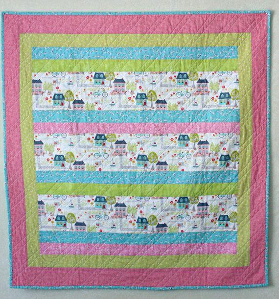 Quilt Baby Quilt Baby Blanket Girl Room