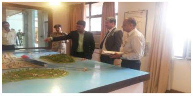 Shri Sanjeev Ranjan, IAS, AS & FA, Ministry of Shipping visits JNPort