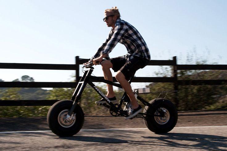 hanebrink all terrain bike - designboom | architecture
