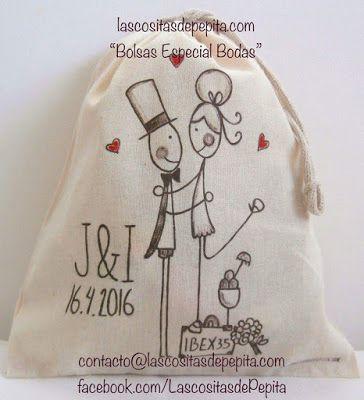 Las cositas de Pepita: Nos vamos de boda!!! Que vivan los novios!!!