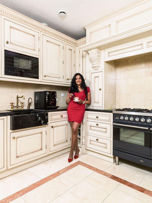 'Ik liet een Victoriaanse keuken inbouwen voor 45.000 euro' - NRC