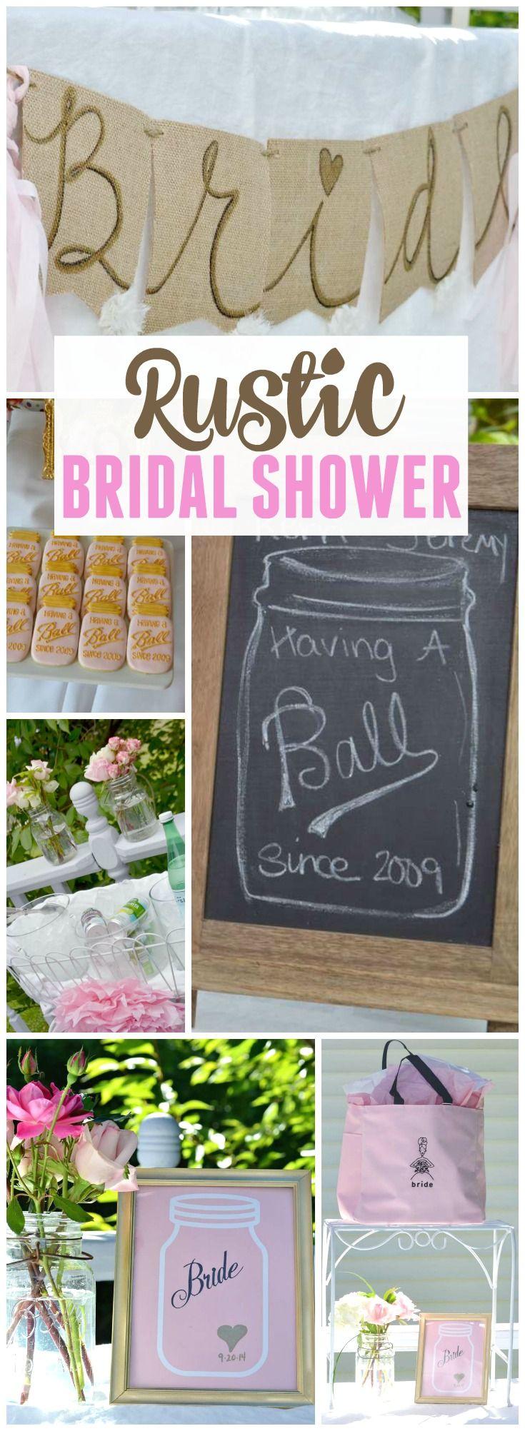 17 best ideas about bridal shower rustic on pinterest. Black Bedroom Furniture Sets. Home Design Ideas