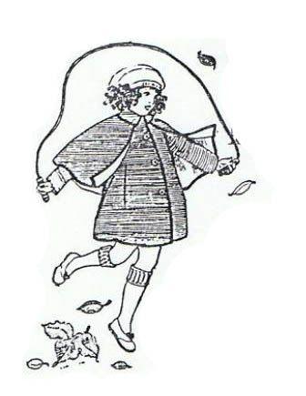 Doll's therapy. Для заболевших куклами. Из французского журнала 1927 года.