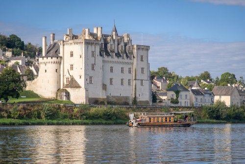 Chateau de Montsoreau, Saumur, Maine-et-Loire, Pays de la Loire, France
