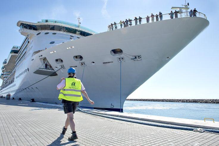 PowerCon i Hadsund har udviklet en strømforsyning til krydstogtskibe. Produktet har stort eksport-potentiale og har modtaget 18 mio. kroner i støtte fra EU