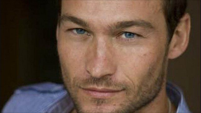 Spartacus Actor | BBC News - Spartacus TV actor Andy Whitfield dies at 39