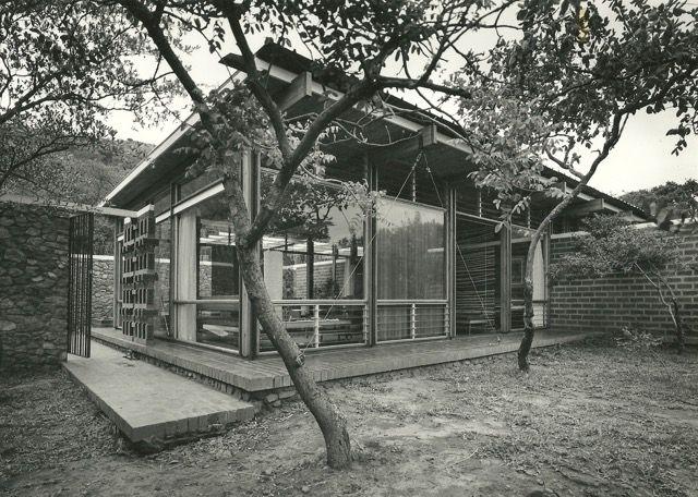 Kleinberg 1961 Exterior