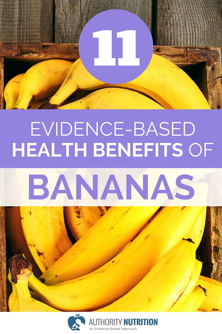 The banana is one of the most popular health foods on earth. Here are 11 proven ways that bananas can benefit your health: http://authoritynutrition.com/11-proven-benefits-of-bananas/
