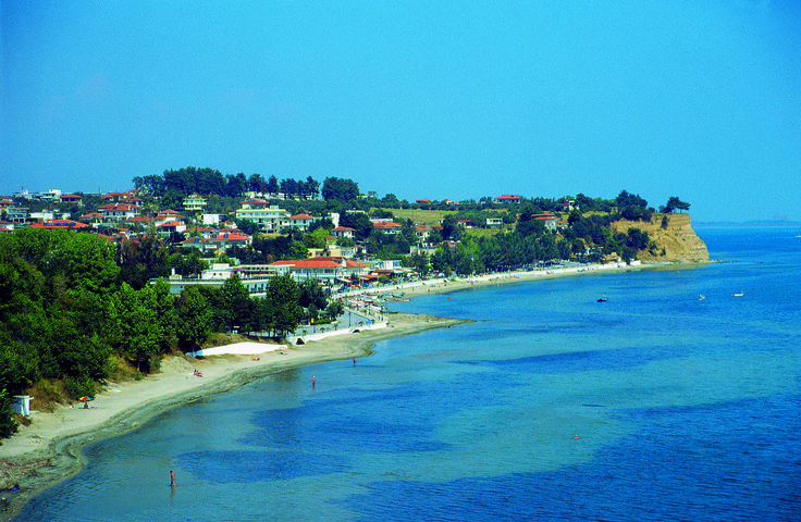 Makrygialos - Pieria Regional Unit - Greece