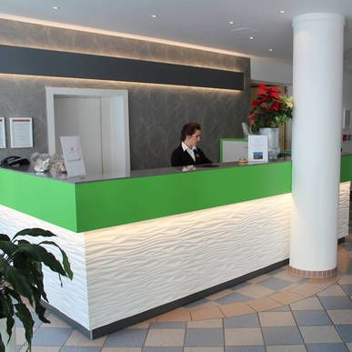 H+ Hotel Erfurt - Offizielle Website - Hotel in Thüringen