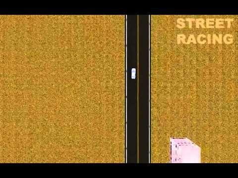 Street Racing Alfa Test