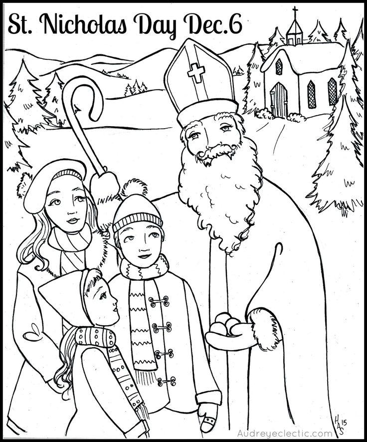 13 best St. Nicholas images on Pinterest | Christmas ideas, St ...
