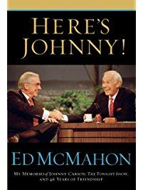Here's Johnny!: My Memories of Johnny Carson, The Tonight Show, and 46 Years of Friendship $2.99 for Kindle