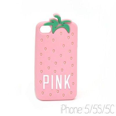 Coque de téléphone Ananas et rose pastel pour Iphone trouvé sur http://www.bijoux-faits-main.com/img/p/905-2778-thickbox.jpg