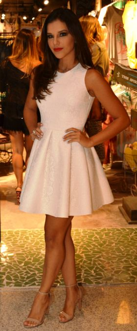 Mariana Rios dress