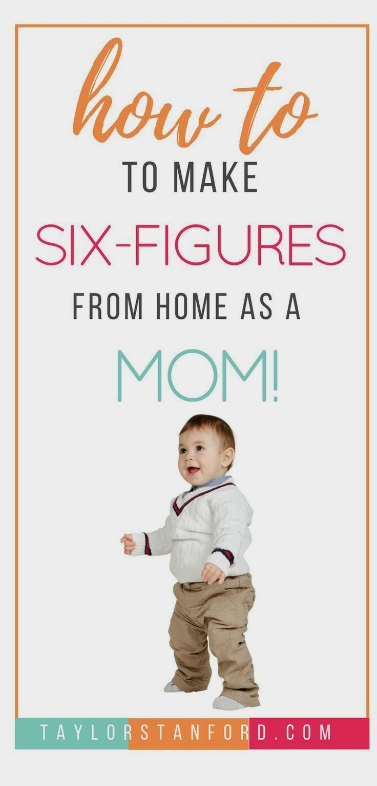 Moms Can Make Money At Home. There are lots of advantages of work ...
