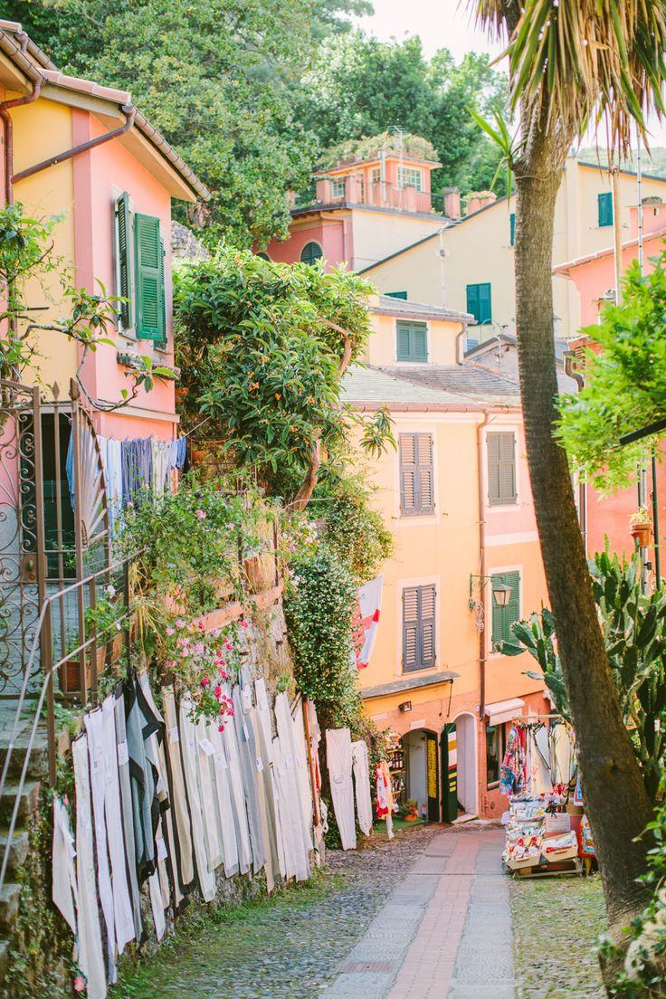 Portofino Destination Wedding Italy Ph. Rebecca Arthurs