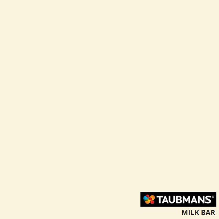 #Taubmanscolour #milkbar
