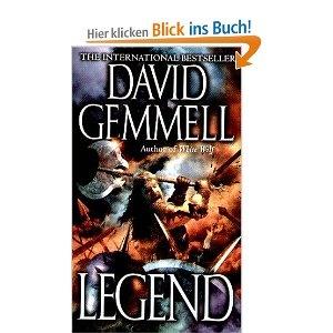 David Gemmell: Legend