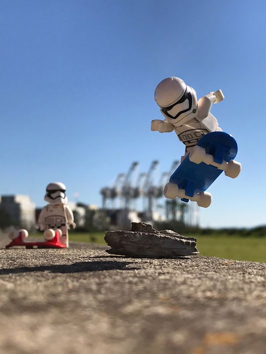 Rad LEGO Stormtroopers, d00d