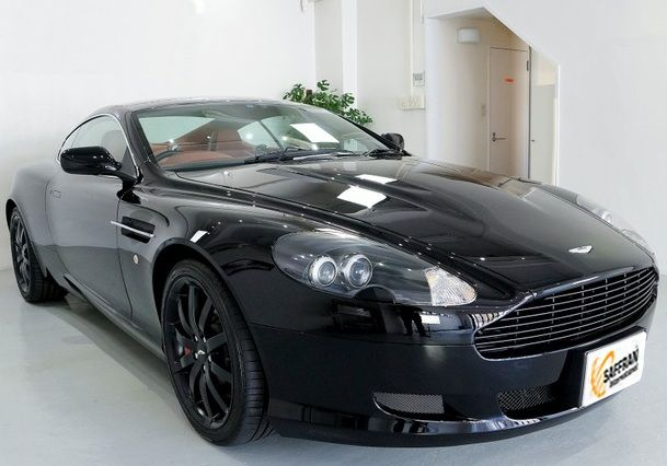 Car ID = SAF- 1275 Aston Martin Sedan 2004 ASTON MARTIN DB9 6.0 COUPE DB9, 25,Kkms, AT 5930cc Chass 661 - peter@saffranautos.com - Japanese Used Car Exporter | SAFFRAN INTERNATIONAL