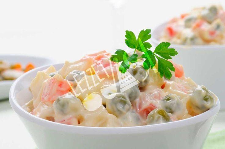 Rus Salatası | Lezzet Odası