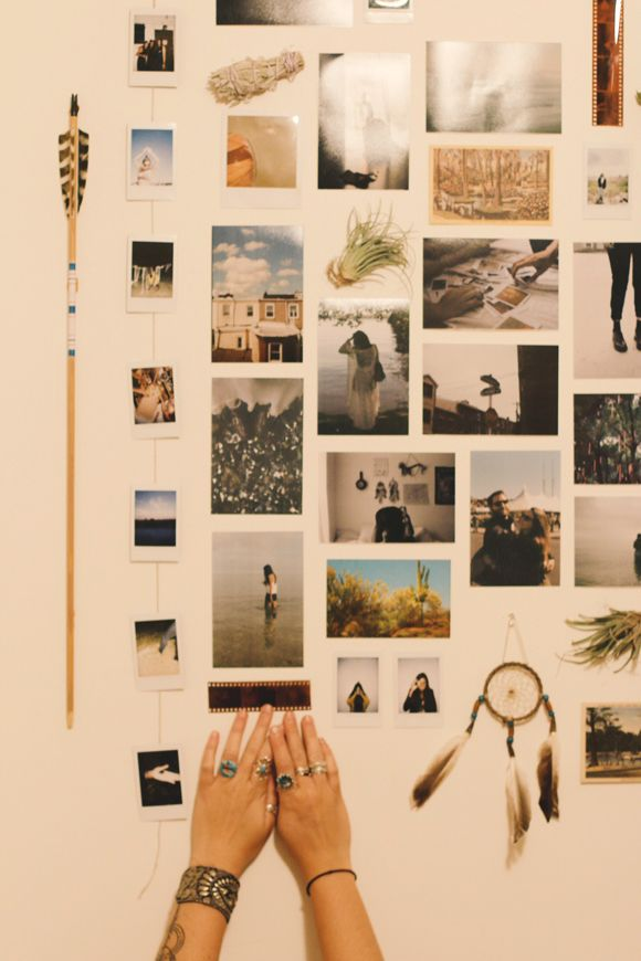 How to Hang Pictures in 20 Different Ways   StyleCaster#_a5y_p=4046999