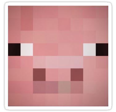 Minecraft Pig Face the pig minecraft - Go...