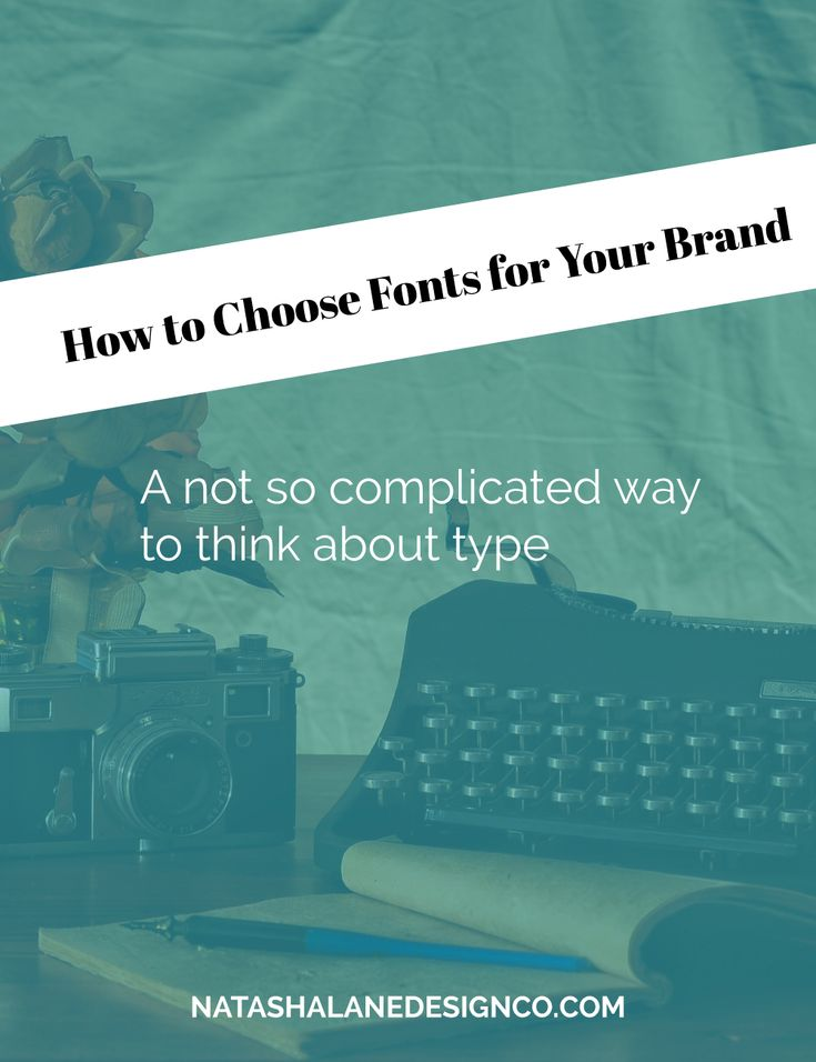 Typography | Graphic Design | Branding | Fonts | Type
