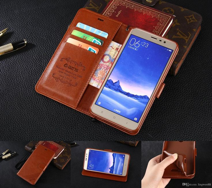 Leather Deluxe Wallet Mobile Phone Shell,Xiaomi Hongmi Pro/2 /3 /Note/Note2/Note3/Note4/Xiaomi 5 /Xiaomi Maxdeluxe Genuine Leather Case Rugged Cell Phone Case Silicone Cell Phone Cases From Lingwen88, $3.72| Dhgate.Com